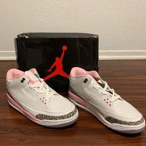 Women's Air Jordan's 3 Retro
